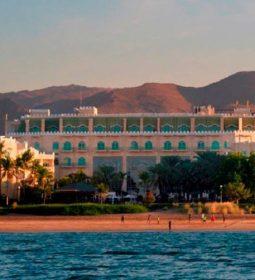 هتل گرند حیات مسقط عمان