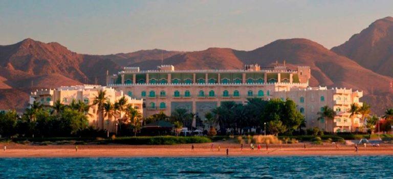 هتل گرند حیات مسقط عمان | GRAND HYATT MUSCAT