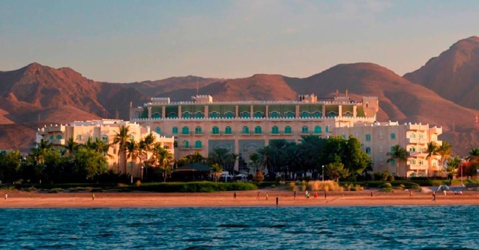 Photo of هتل گرند حیات مسقط عمان | GRAND HYATT MUSCAT