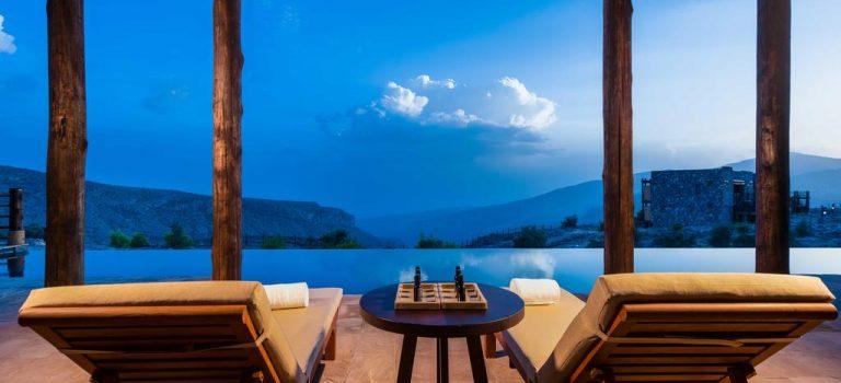 هتل آلیلا جبل الاخضر عمان | هتل آلیلا ریزورت جبل الاخضر عمان
