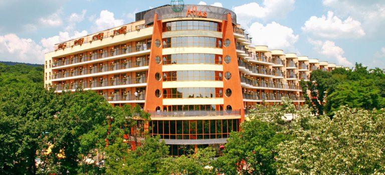 هتل اطلس وارنا بلغارستان | Atlas Hotel Varna 4 Star