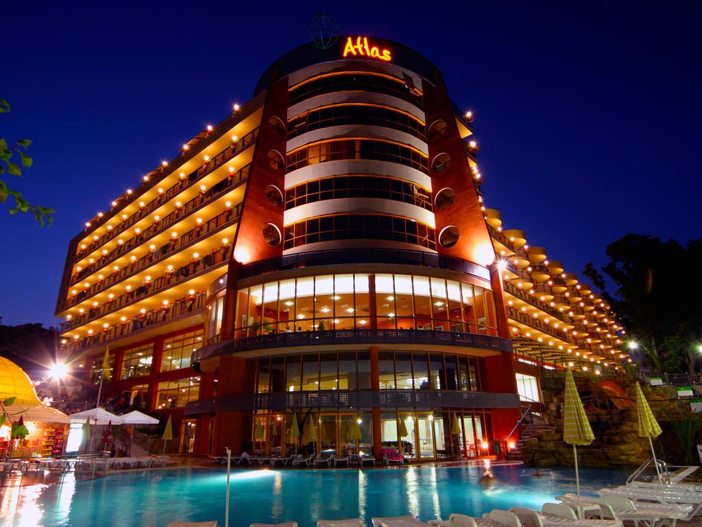 هتل اطلس وارنا بلغارستان