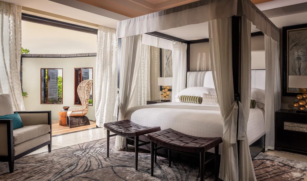 عکس از اتاق های هتل Four season