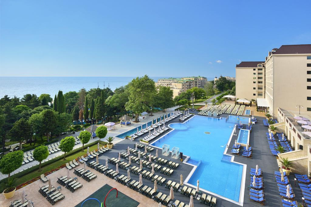 هتل ملیا گرند ارمیتاژ وارنا بلغارستان