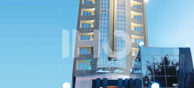 هتل آسمان اصفهان | هتل آسمان