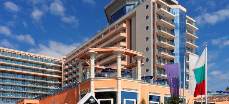 هتل آسترا وارنا بلغارستان | ASTERA HOTEL VARNA 4 STAR