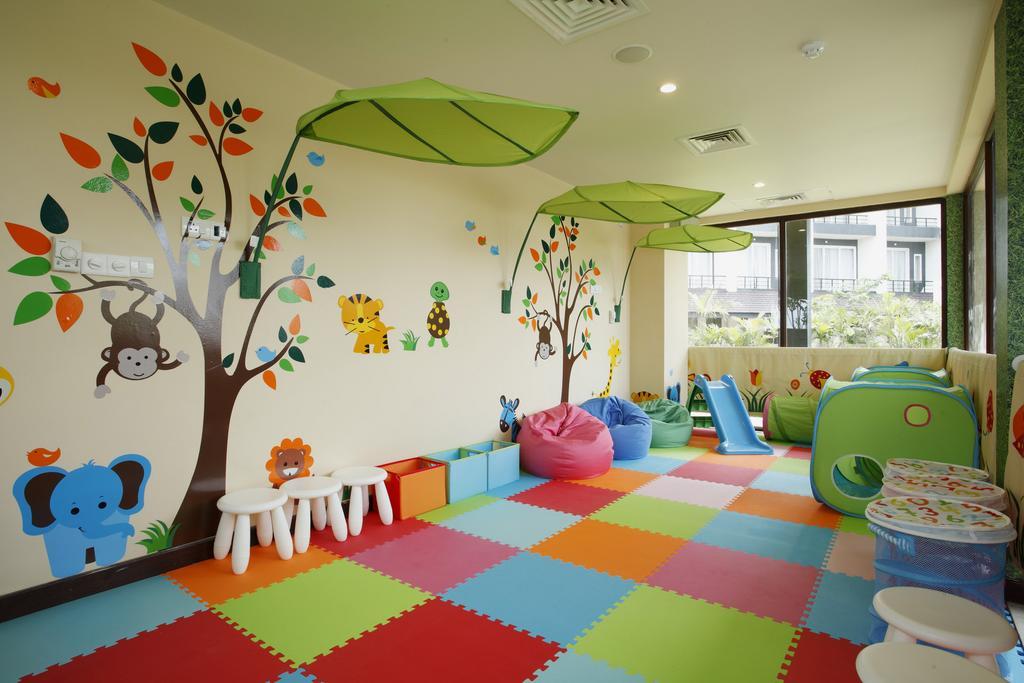فضای بازی کودکان هتل سنتارا سِی سندز
