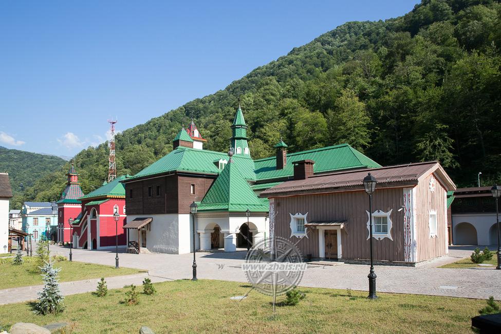 دهکده توریستی My Russia