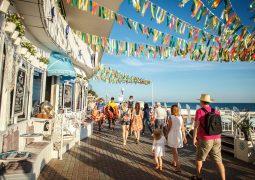 رستوران ساحلی کافه دل مار سوچی