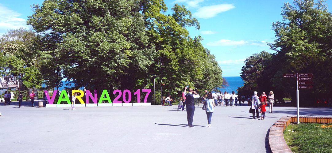 پارک دریا وارنا بلغارستان
