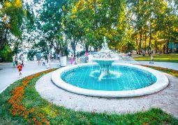 باغ دریا وارنا بلغارستان