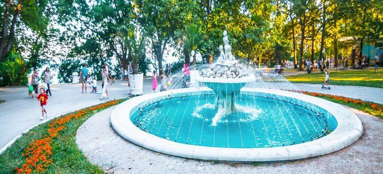 باغ دریا وارنا بلغارستان | Sea Garden | دیدنی های وارنا بلغارستان