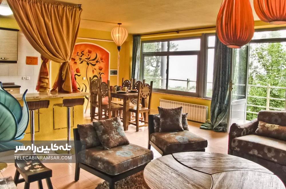 هتل بام سبز رامسر
