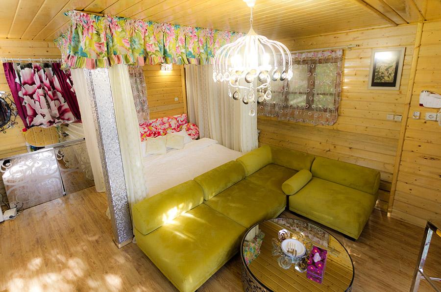 Bam Sabz Hotel Ramsar