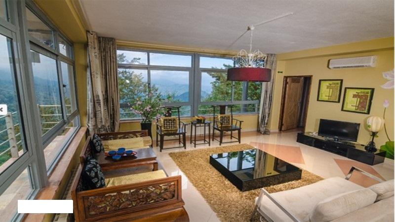 هتل ۴ ستاره بام سبز تله کابین رامسر