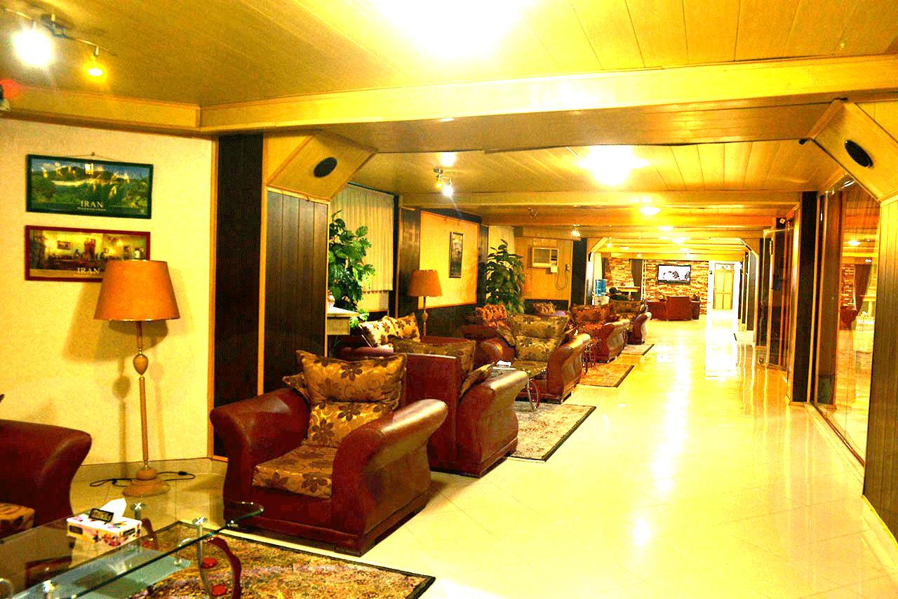 هتل صدرا شهسوار
