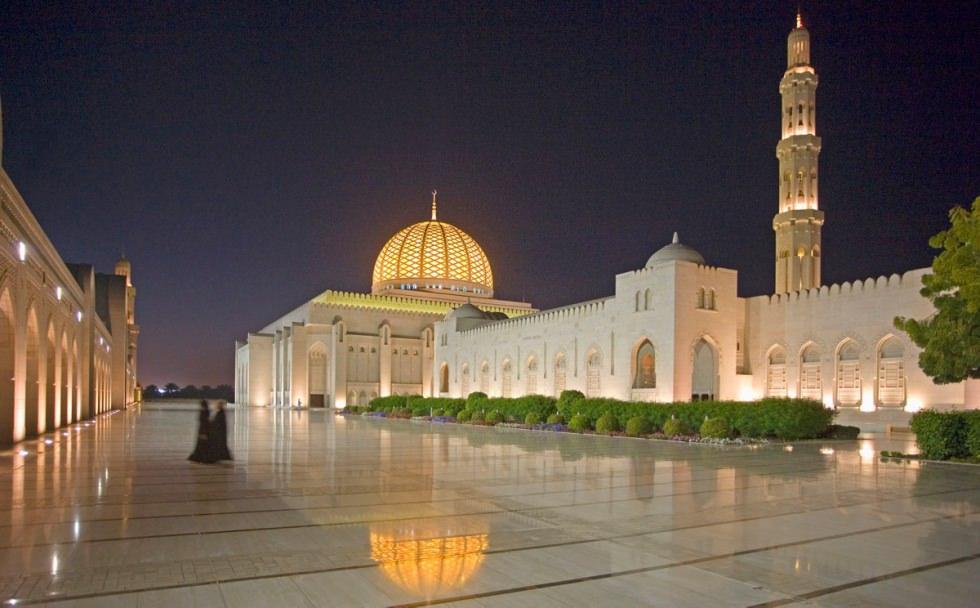 مسجد شاه قابوس