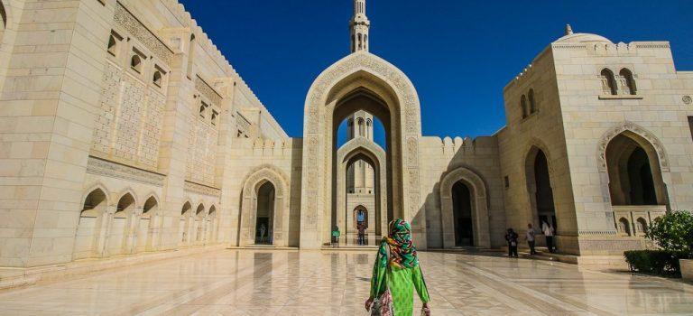 مسجد سلطان قابوس مسقط | مسجد جامع سلطان قابوس عمان