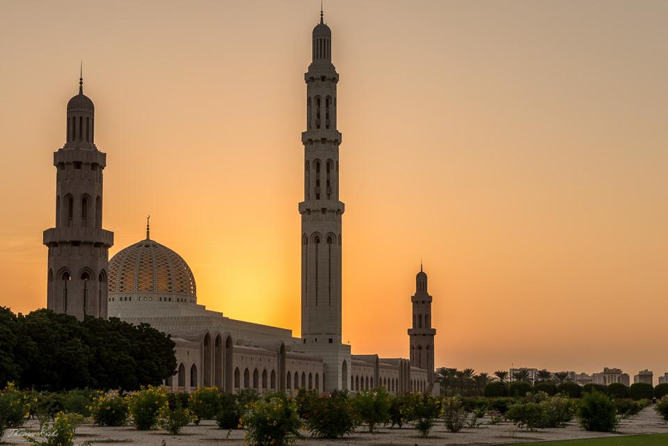 مسجد جامع مسقط
