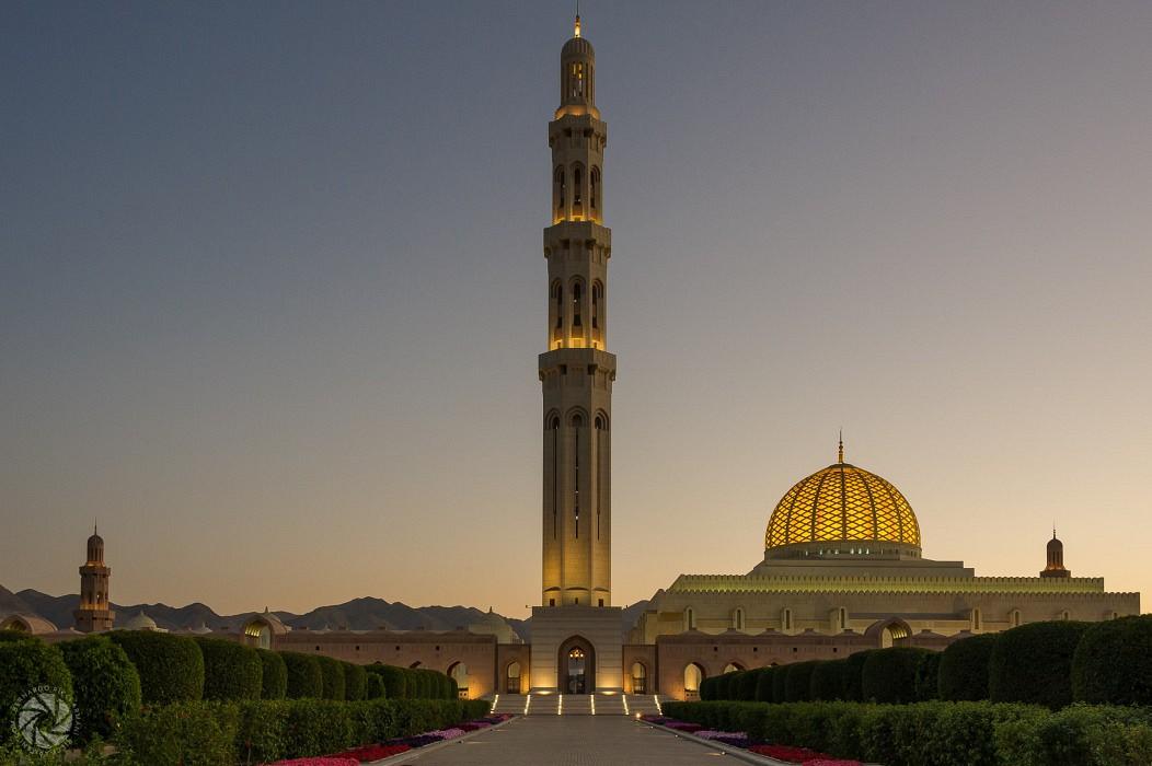 مسجد جامع سلطان قابوس مسقط