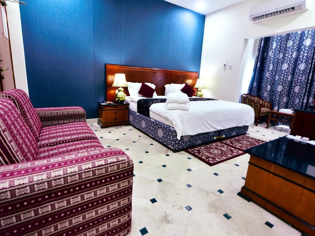 هتل البحجه مسقط عمان