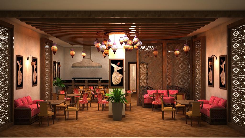 هتل سنتارا مسقط عمان