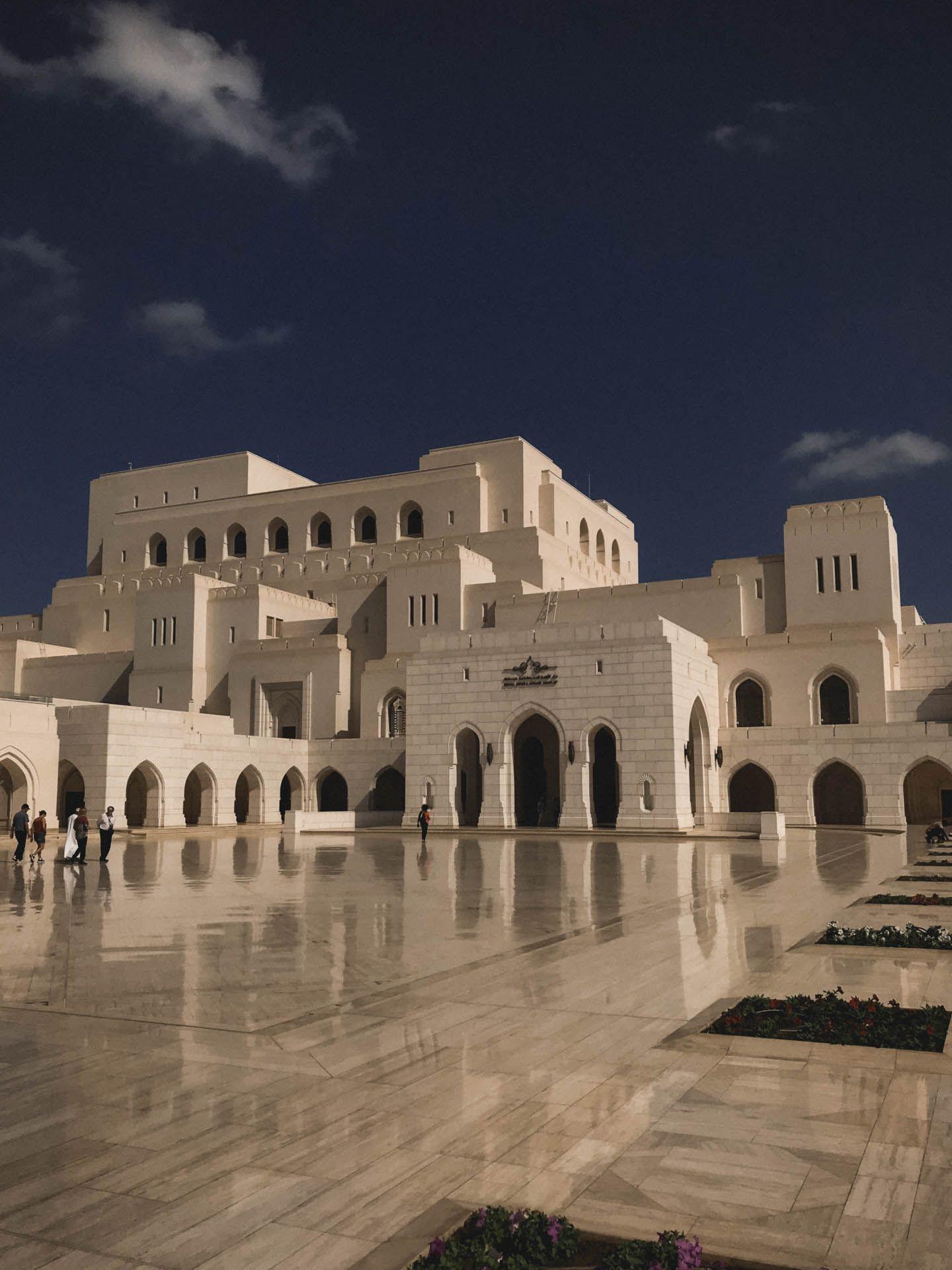 جاذبه های گردشگری مسقط عمان