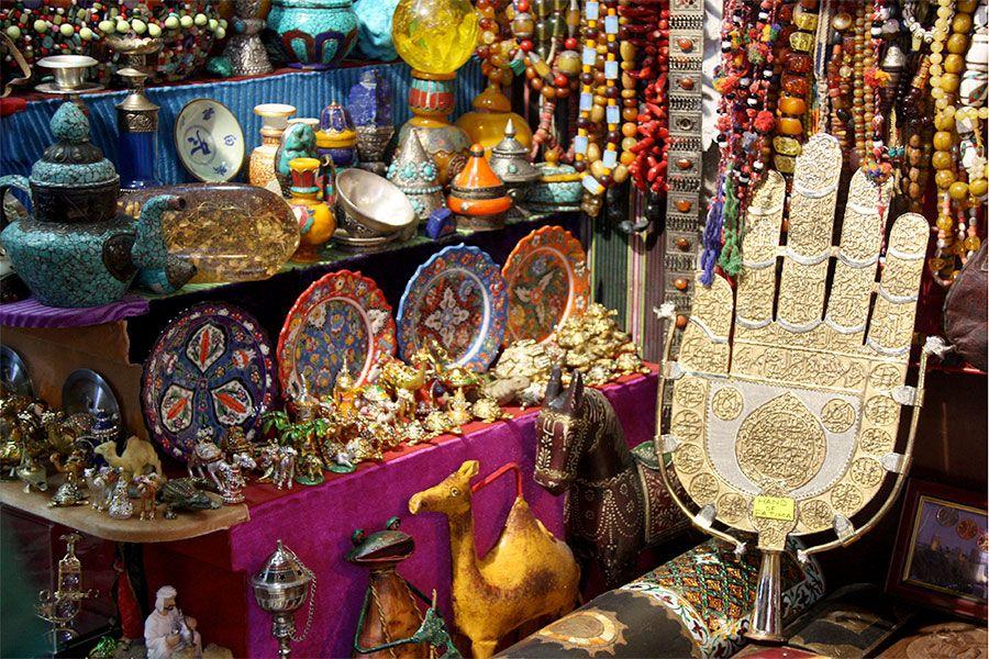 بازار سنتی مسقط عمان