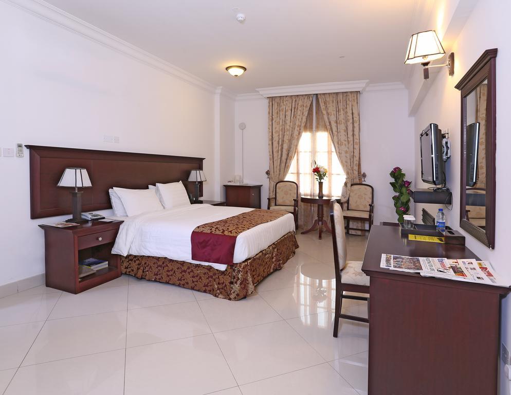 هتل المحا اینترنشنال مسقط عمان
