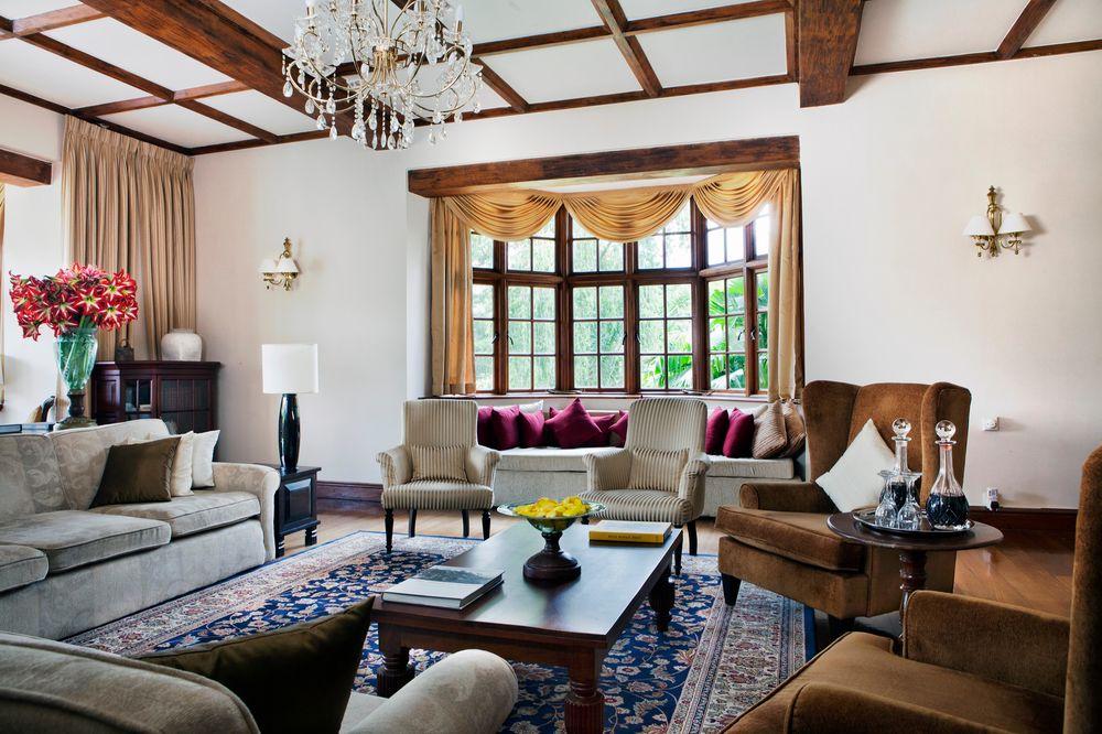 هتل 5 ستاره سیلون تی تریلز سریلانکا