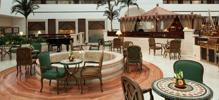 هتل اینترکانتیننتال مسقط عمان | هتل اینترکانتیننتال مسقط 5 ستاره ساحلی