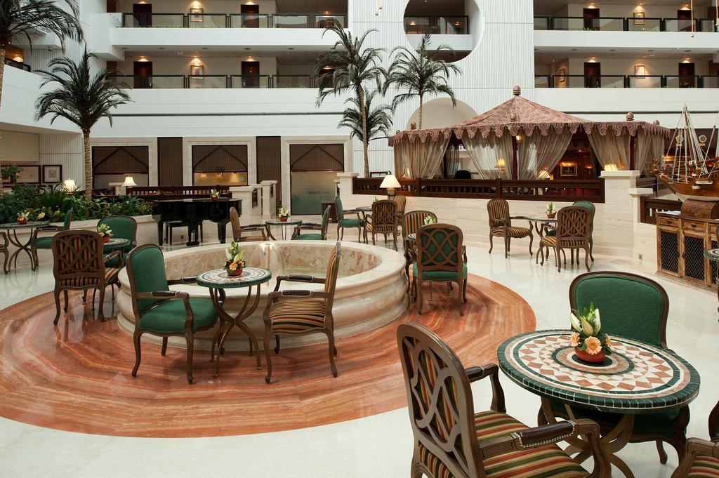 Photo of هتل اینترکانتیننتال مسقط عمان | هتل اینترکانتیننتال مسقط ۵ ستاره ساحلی