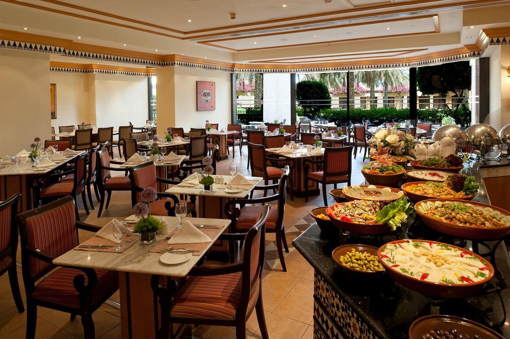 هتل اینترکانتیننتال عمان