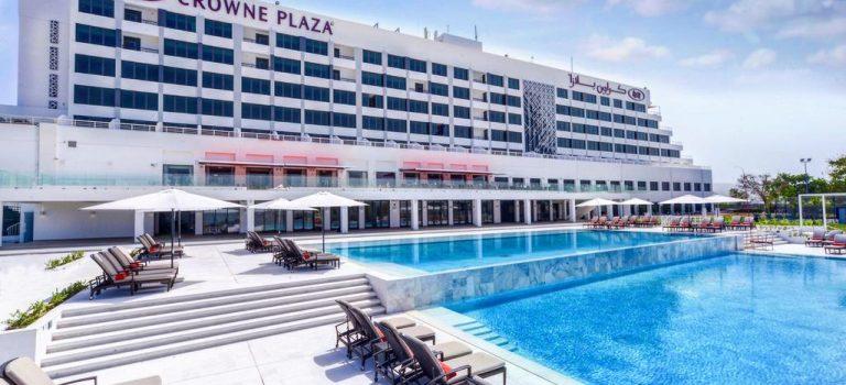 هتل کرون پلازا مسقط|هتل کرون پلازا عمان|Crowne Plaza Muscat