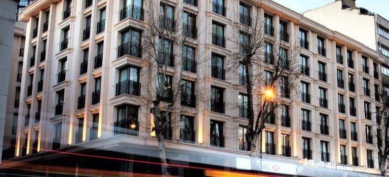 هتل گرند ارس اند سوئیتز استانبول | Grand Aras Hotel & Suites