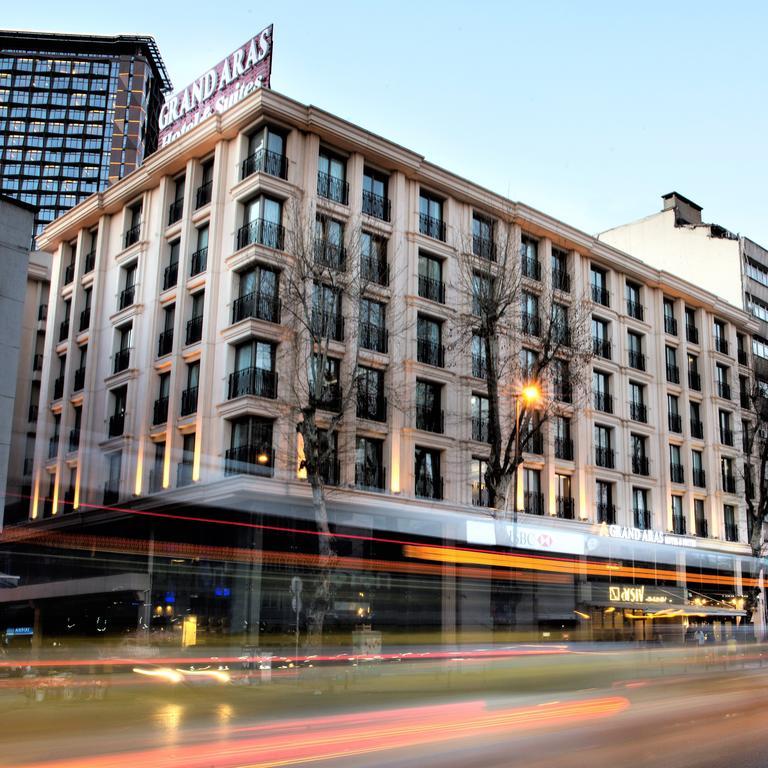 Photo of هتل گرند ارس اند سوئیتز استانبول | Grand Aras Hotel & Suites
