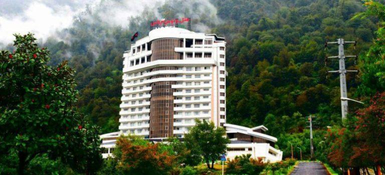 هتل پنج ستاره ونوس پلاس چالوس | هتل ونوس نمک آبرود