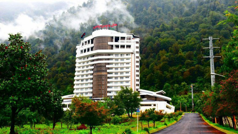 Photo of هتل پنج ستاره ونوس پلاس چالوس بهترین گزینه اقامتی نمک آبرود و چالوس