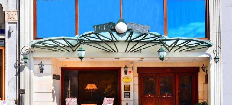 هتل پرا رز استانبول |Pera Rose Hotel