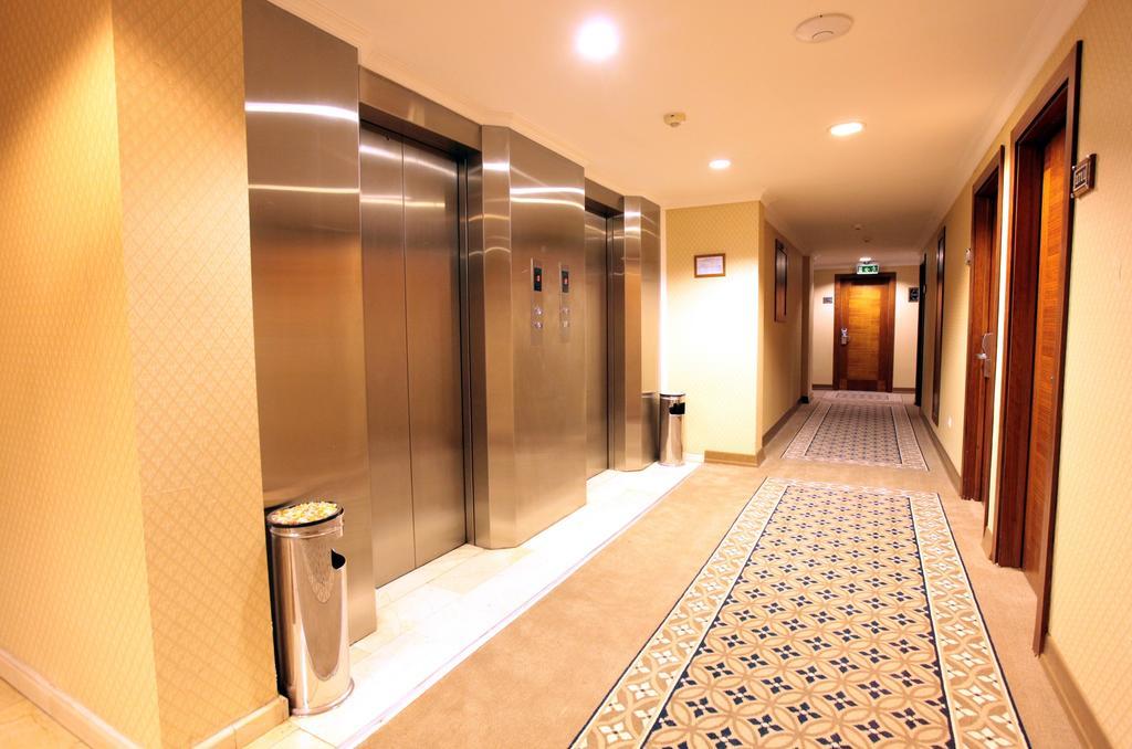 هتل چهار ستاره گرند اوزتانیک تکسیم