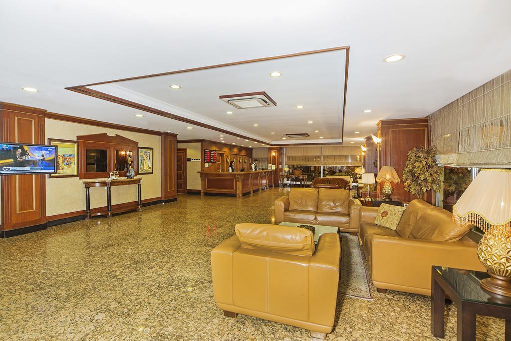 اوزتانیک هتل استانبول