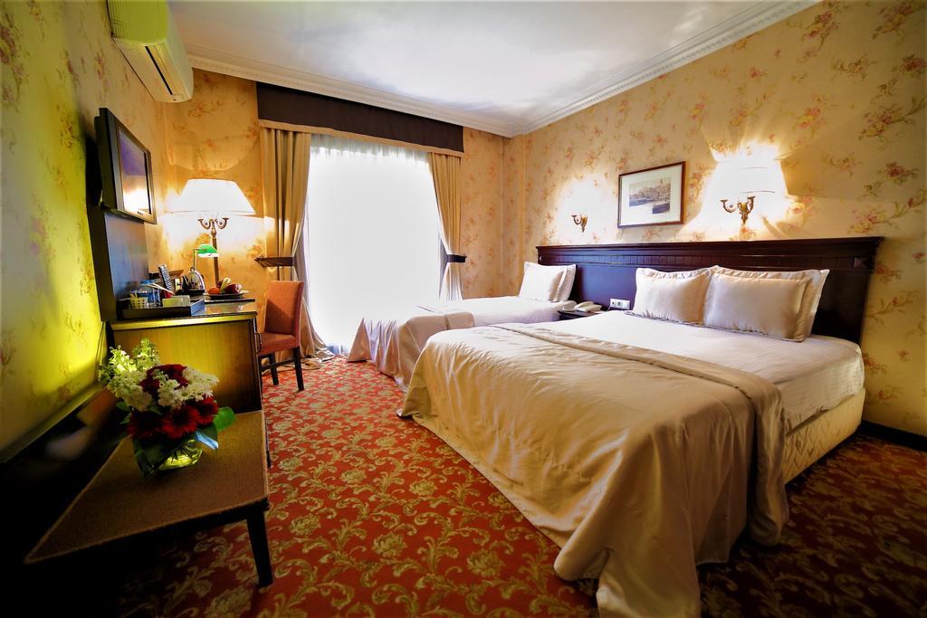 هتل پرا رز استانبول