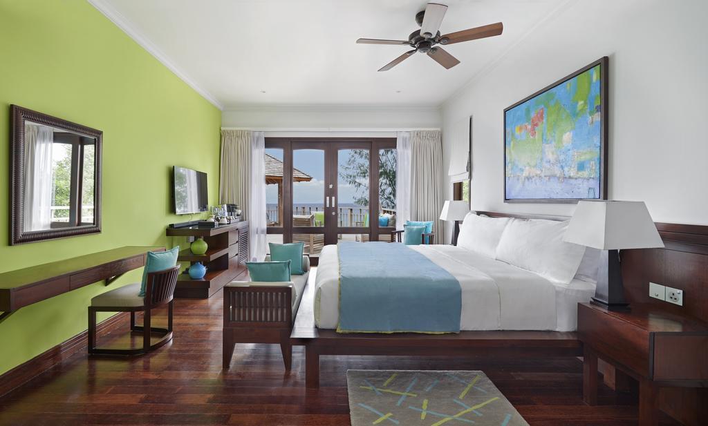 Hilton Hotel Seychelles