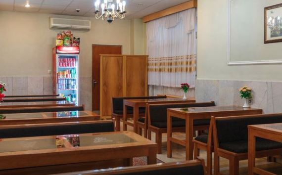 هتل ساسان شیراز رستوران
