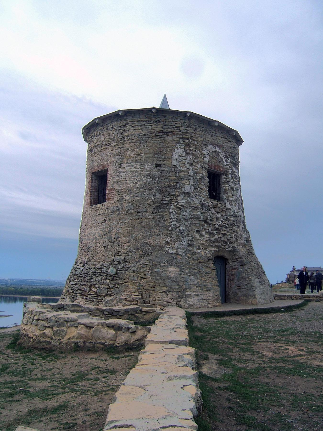 برج البوگا کازان روسیه