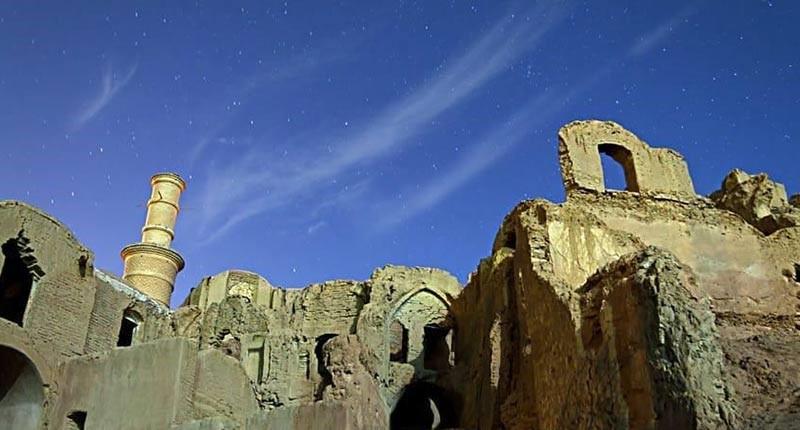 قلعه خرانق یزد