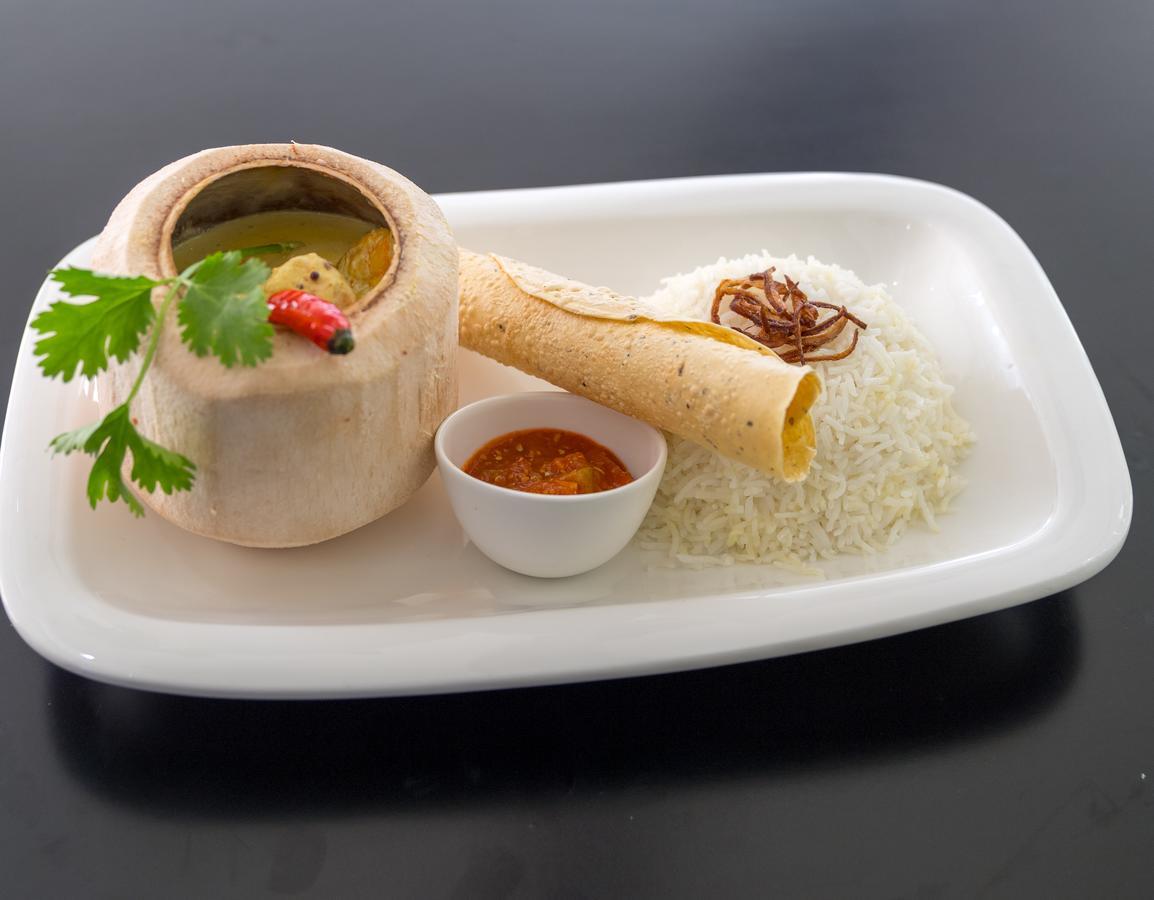 رستوران هتل جوورا دبی |Gevora Hotel