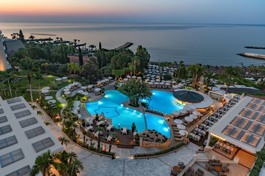 هتل مدیترانه لیماسول قبرس اروپایی