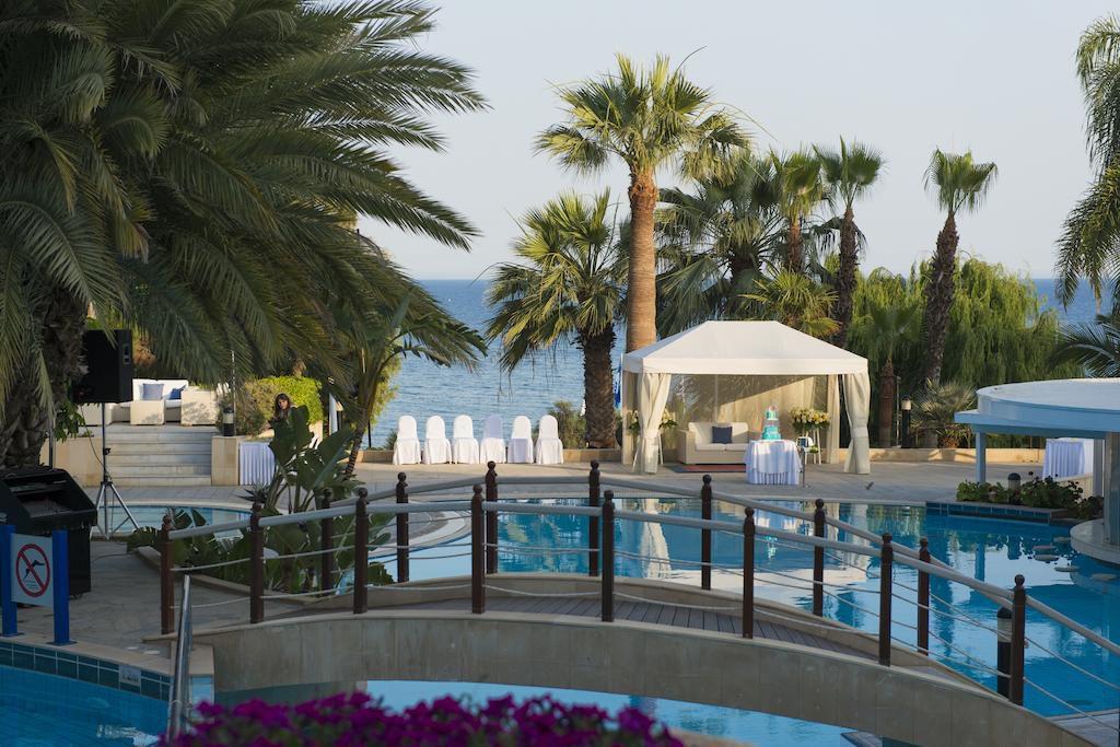 هتل مدیترانین بیچ لیماسول قبرس اروپایی
