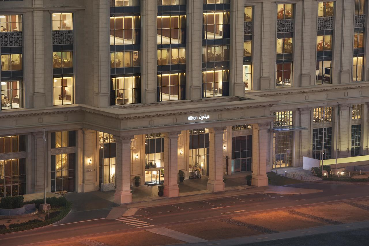 هتل هیلتون دبی الحبتور سیتی